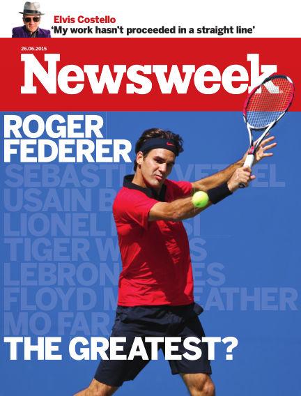 Newsweek June 19, 2015 00:00