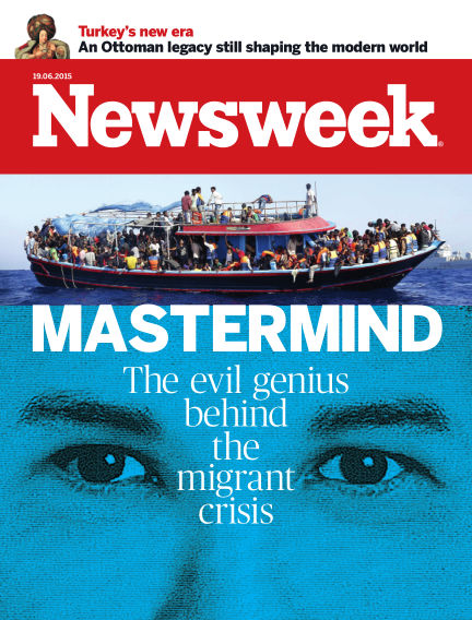 Newsweek June 12, 2015 00:00