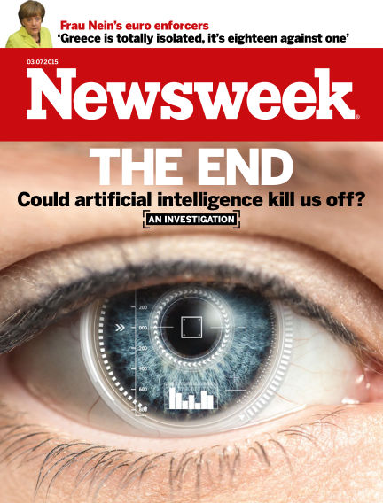 Newsweek June 26, 2015 00:00