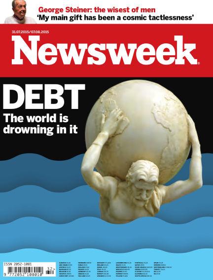 Newsweek July 24, 2015 00:00