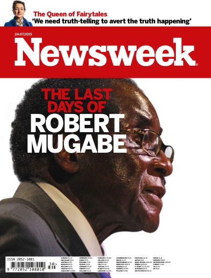 Newsweek July 17, 2015 00:00