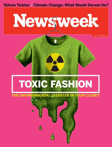 Newsweek August 14, 2015 00:00