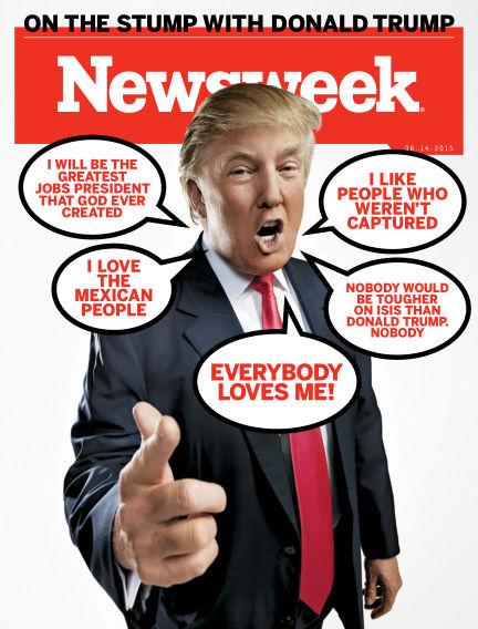 Newsweek August 07, 2015 00:00
