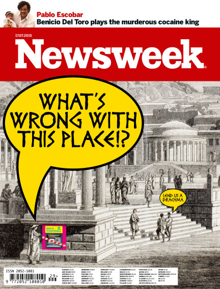 Newsweek July 10, 2015 00:00