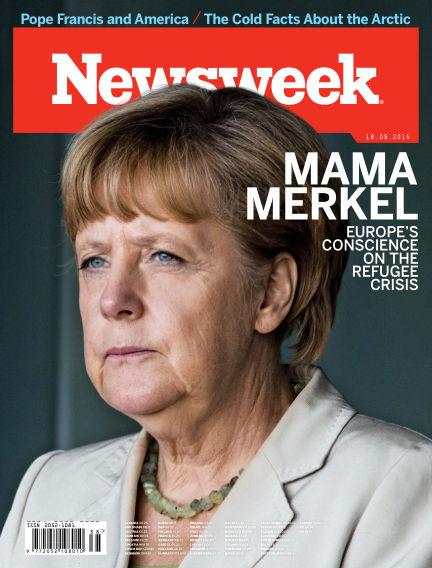 Newsweek September 11, 2015 00:00