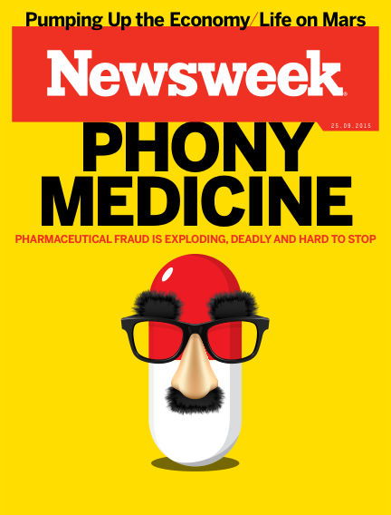 Newsweek September 18, 2015 00:00
