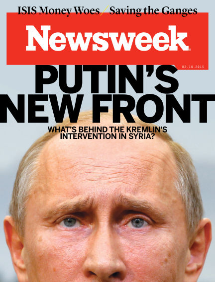 Newsweek September 25, 2015 00:00