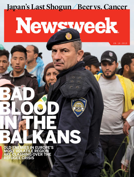 Newsweek October 02, 2015 00:00