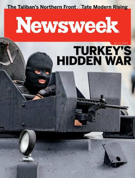 Newsweek October 16, 2015 00:00