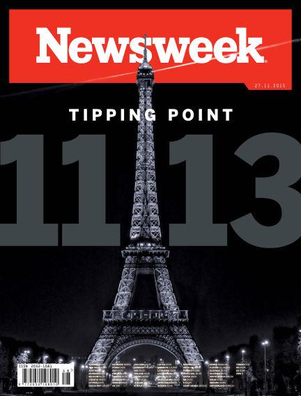 Newsweek November 20, 2015 00:00