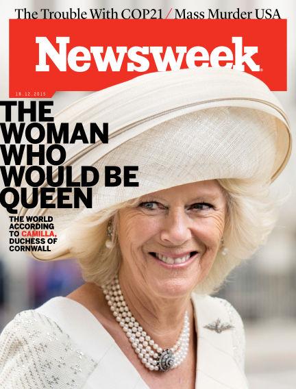 Newsweek December 11, 2015 00:00
