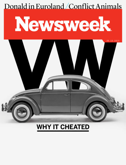 Newsweek December 18, 2015 00:00