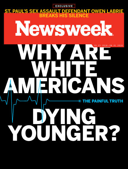 Newsweek December 25, 2015 00:00