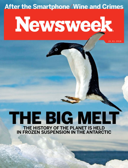 Newsweek January 08, 2016 00:00