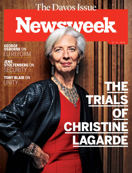 Newsweek January 15, 2016 00:00