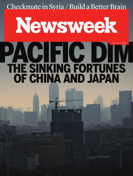 Newsweek February 19, 2016 00:00