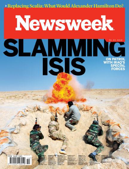 Newsweek February 26, 2016 00:00