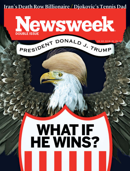 Newsweek March 18, 2016 00:00