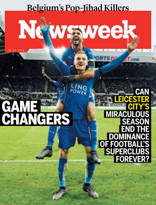 Newsweek Issue 15