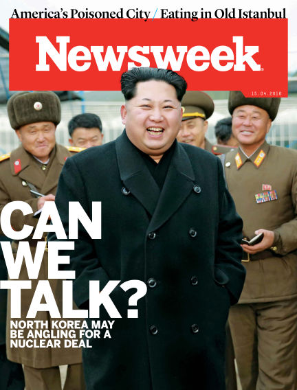Newsweek April 08, 2016 00:00