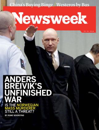 Newsweek Issue 17