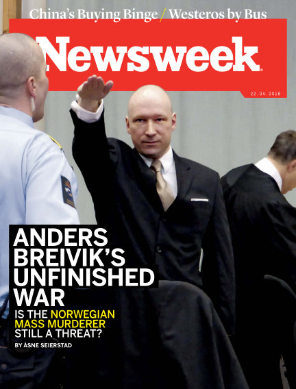 Newsweek April 15, 2016 00:00