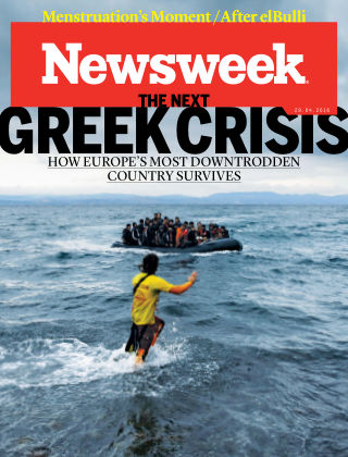 Newsweek Issue 18