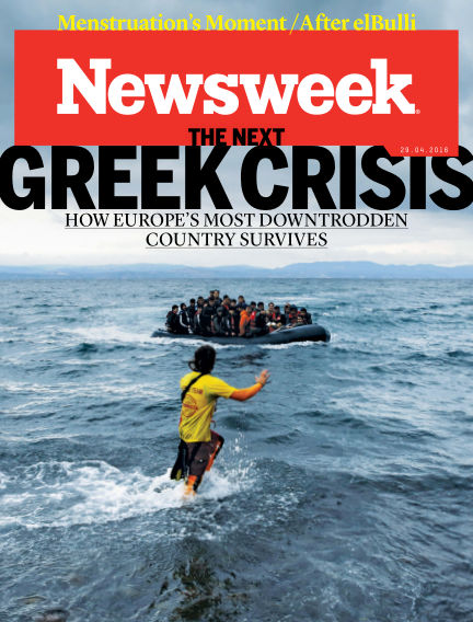 Newsweek April 22, 2016 00:00