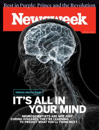 Newsweek Issue 19