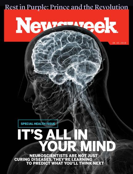 Newsweek April 29, 2016 00:00