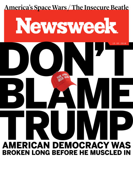 Newsweek May 06, 2016 00:00