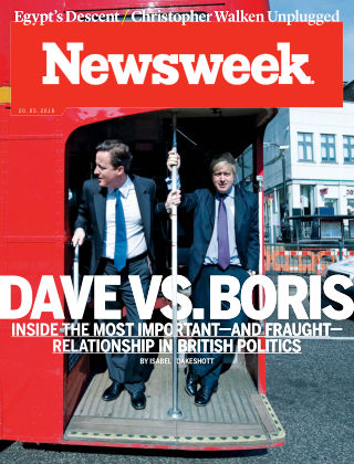 Newsweek Issue 20