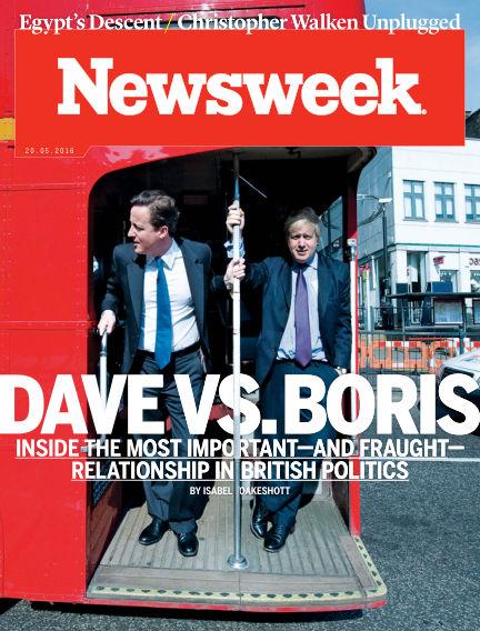 Newsweek May 13, 2016 00:00