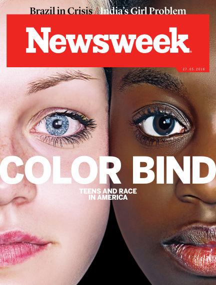Newsweek May 20, 2016 00:00