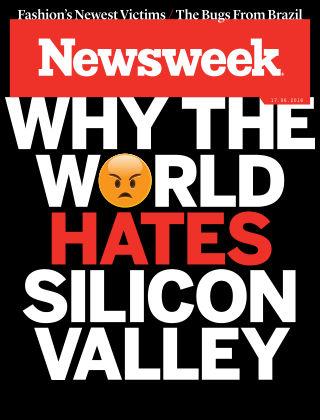 Newsweek Issue 25