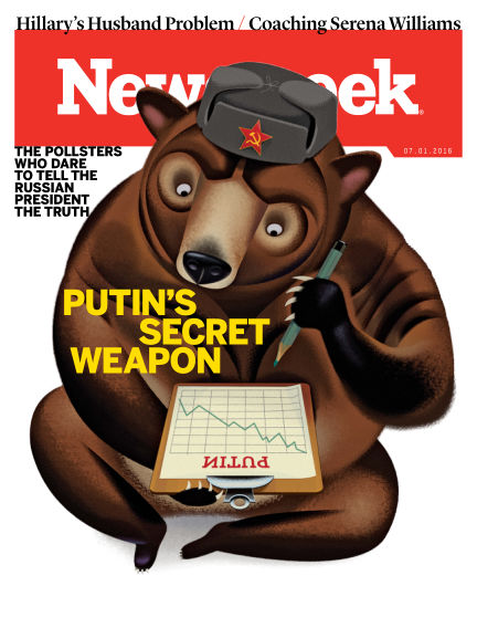 Newsweek June 24, 2016 00:00