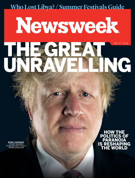 Newsweek July 01, 2016 00:00