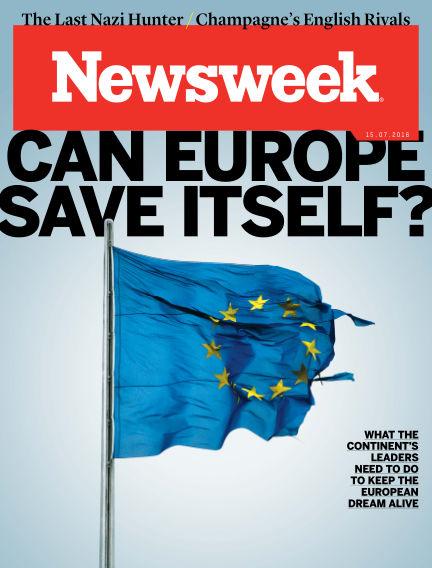 Newsweek July 08, 2016 00:00
