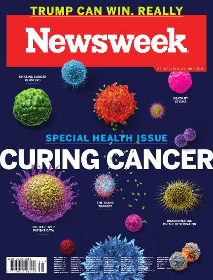 Newsweek July 26, 2016 00:00