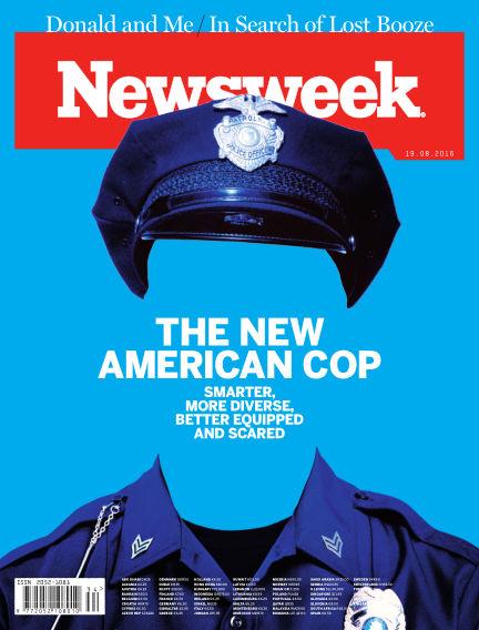 Newsweek August 12, 2016 00:00