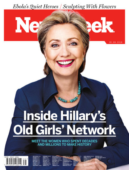 Newsweek August 19, 2016 00:00