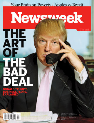 Newsweek Issue 36