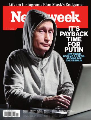 Newsweek Issue 37
