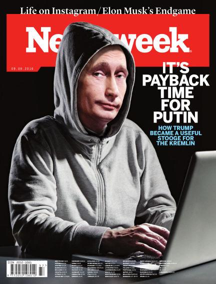 Newsweek September 02, 2016 00:00