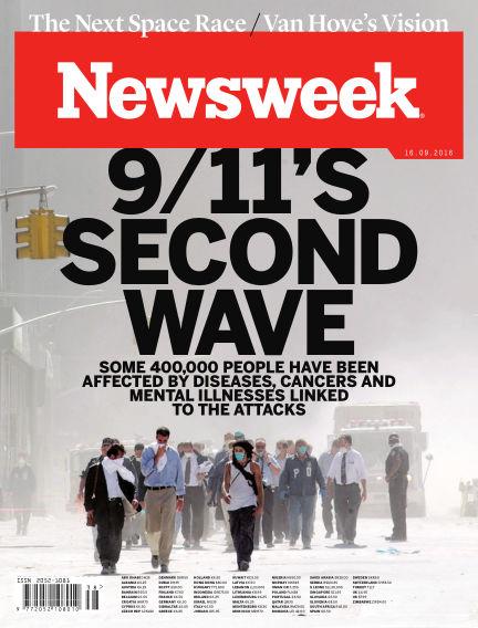 Newsweek September 09, 2016 00:00