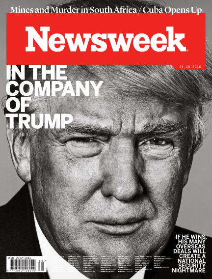 Newsweek September 16, 2016 00:00