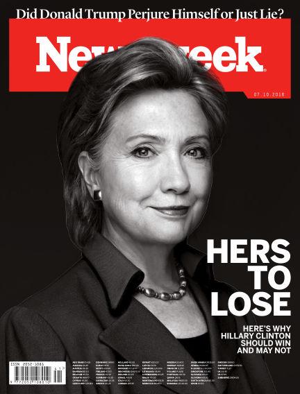 Newsweek September 30, 2016 00:00