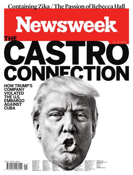 Newsweek October 07, 2016 00:00