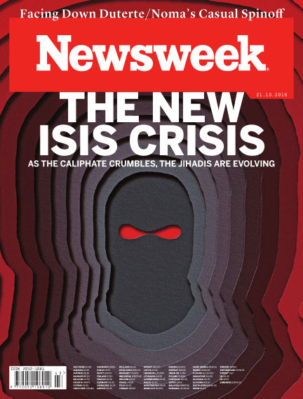 Newsweek October 14, 2016 00:00