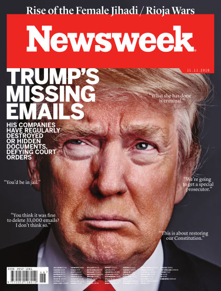 Newsweek November 04, 2016 00:00